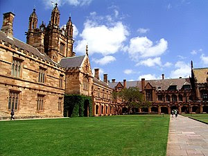 The University of Sydney established in 1850, ...