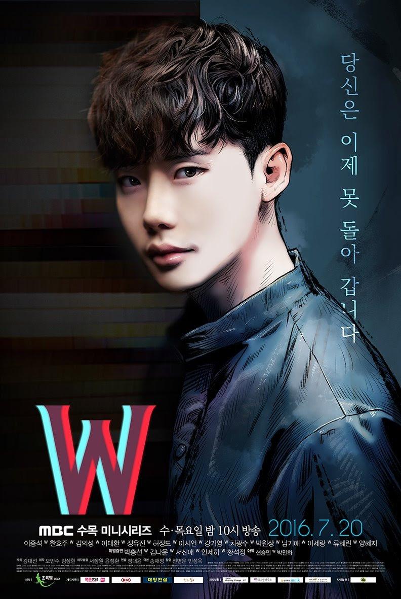 Kumpulan Gambar Poster Dan Wallpaper Drama Korea W JauhariNET