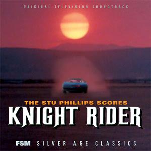 Stu Phillips - Knight Rider (Original Television Soundtrack)
