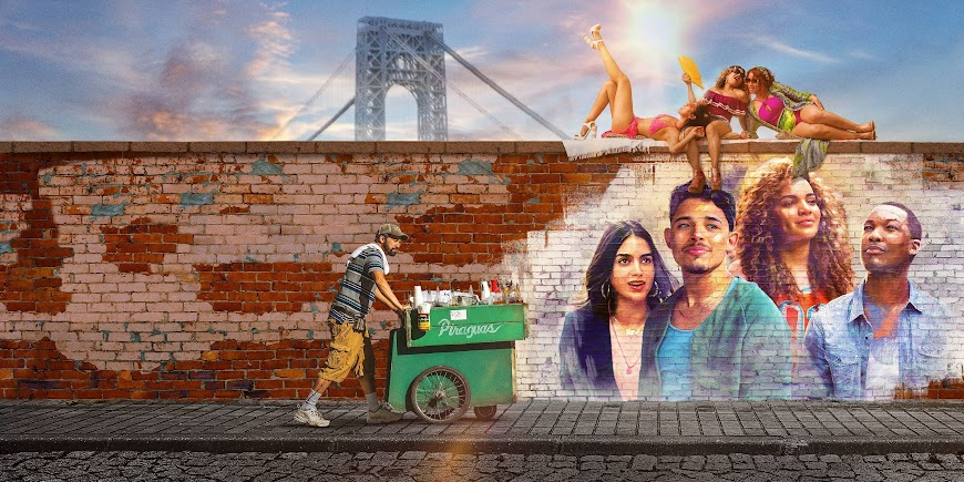 In the Heights (2021) Movie English Full Movie