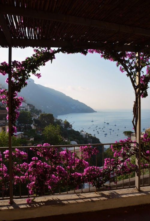 allthingseurope:  Positano, Italy (by Mark A.)