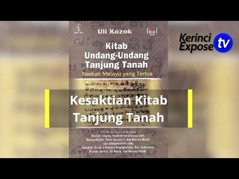 Kesaktian Kitab Tanjung Tanah (1)