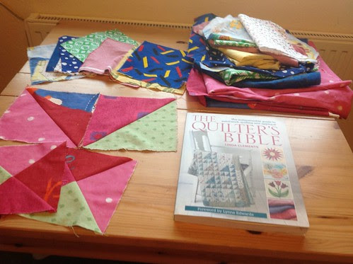 Quilting Project by Crafty Bags