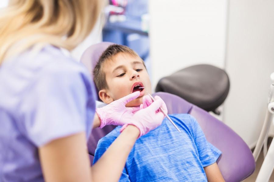 dientes vuelven al cole