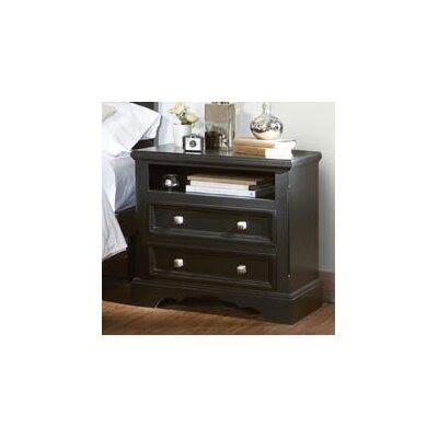 Black Bedroom Nightstand   Wayfair