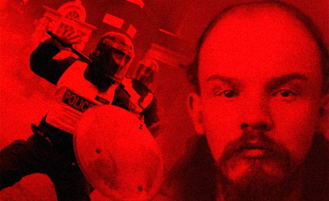 Lenin and the state