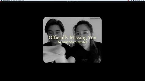 officially missing  jayesslee cover diary  youtube