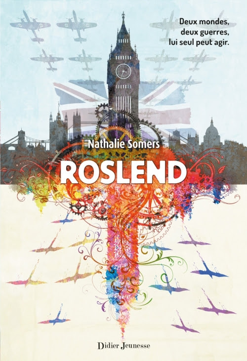 Couverture Roslend, tome 1