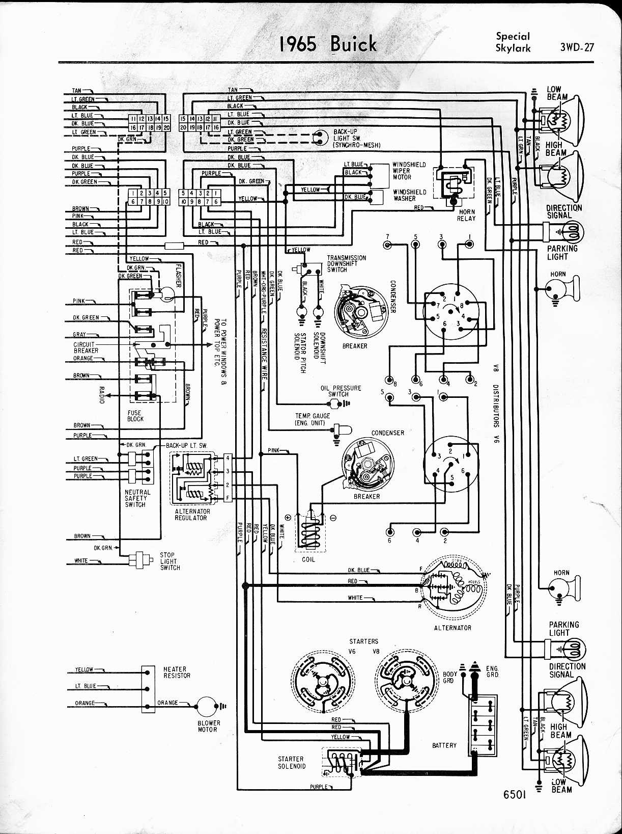 1969 Buick Starter Wiring Wiring Diagram View A View A Zaafran It