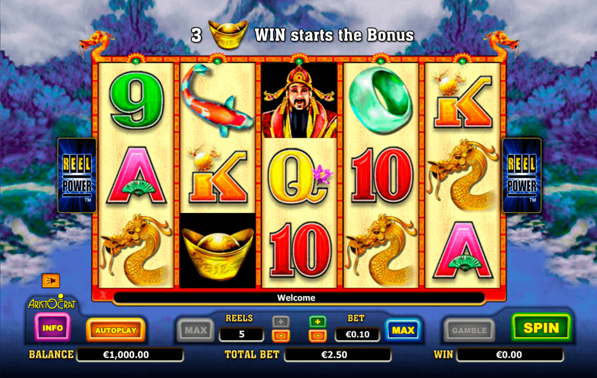 Casino games online free play slot