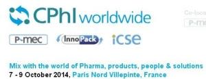 CPhI worldwide 2014