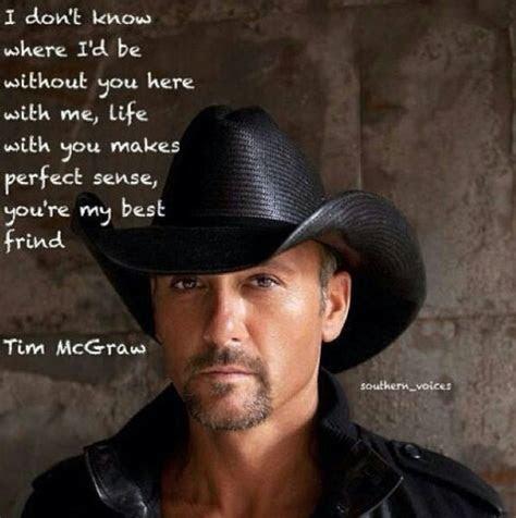 Tim McGraw   My Best Friend   Country Music Lyrics and
