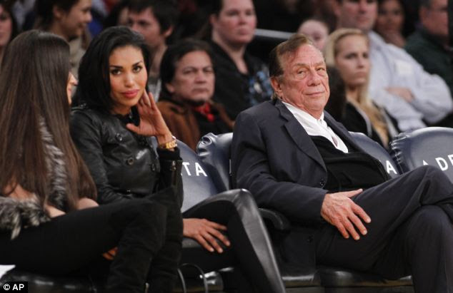 Who is V. Stiviano (Donald Sterling alleged GF?)