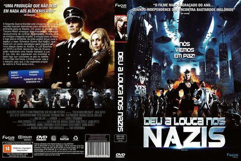 Deu a Louca nos Nazis (Iron Sky) Torrent