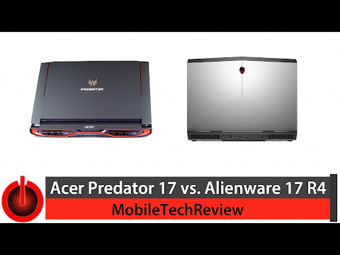 Predator Gaming Laptop Vs Alienware