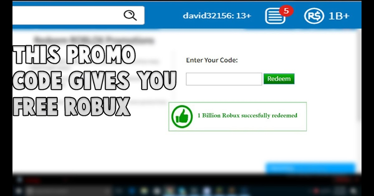 List of Free Robux Promo Codes in 2019 Everyday News