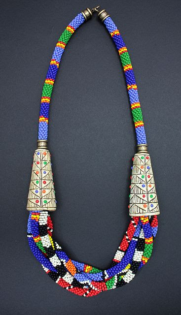 Tribal Ropes Necklace by DorothySiemens, via Flickr