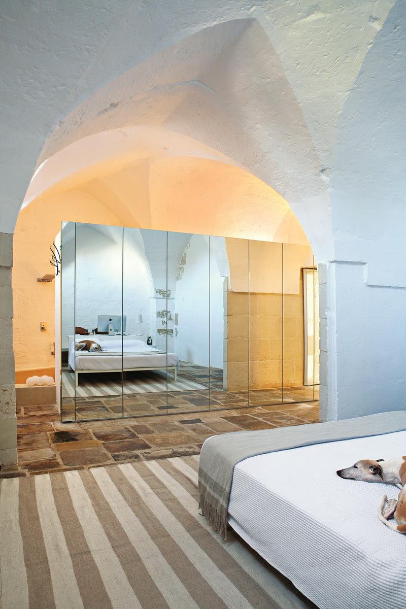 Habitar Modern Atende antiga em umas férias Italian renovado 8