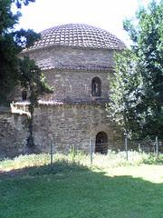 Bey Hamam (Baths of Paradise), Turkish bathhouse on Egnatia Street, Thessaloniki.