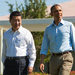 President Xi Jinping of China and President Obama at the Sunnylands in Southern California on Saturday.