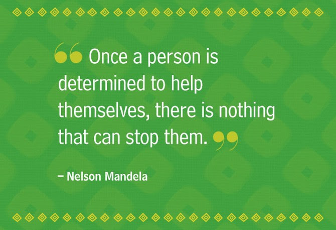 Nelson Mandela Quotes Notes To The Future