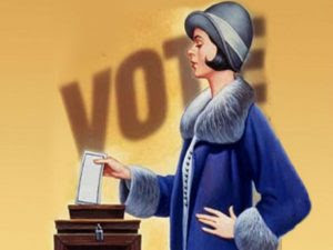 Voto Feminino no Brasil Completa 83 anos !