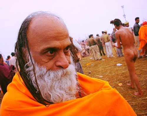 Magical Moments Of The Royal Bath Maha Kumbh Allahabad by firoze shakir photographerno1