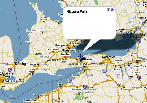 Niagara Falls Travel Forum Board