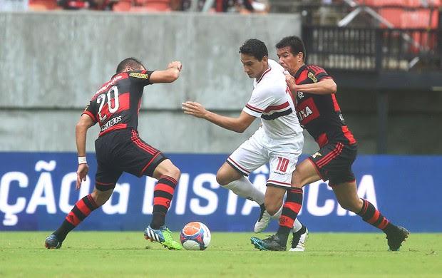 Flamengo x São Paulo ao vivo - Brasileirão 2016