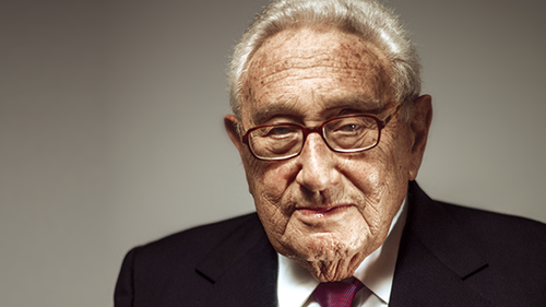 Kissinger advierte a Washington: acepte el nuevo sistema global o enfrente una situación geopolítica anterior a la Primera Guerra Mundial