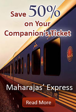 Maharajas Express offer - 2017