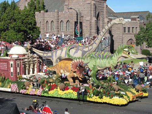 Natural History Museum Float