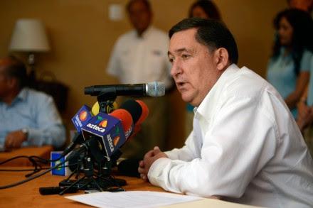 El alcalde de Saltillo, Isidro López Villarreal. Foto: Especial