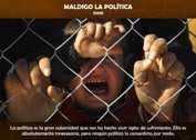 Grafica Home: Maldigo la política (30/05/2018)