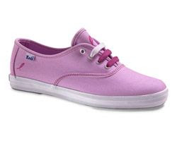 Keds Champion Pink Ribbon Sneaker