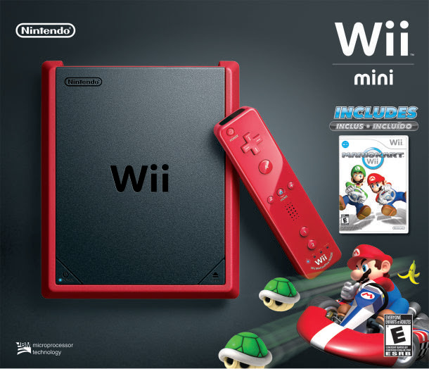 Nintendo's most affordable Wii comes bundled with Mario Kart this Fall.