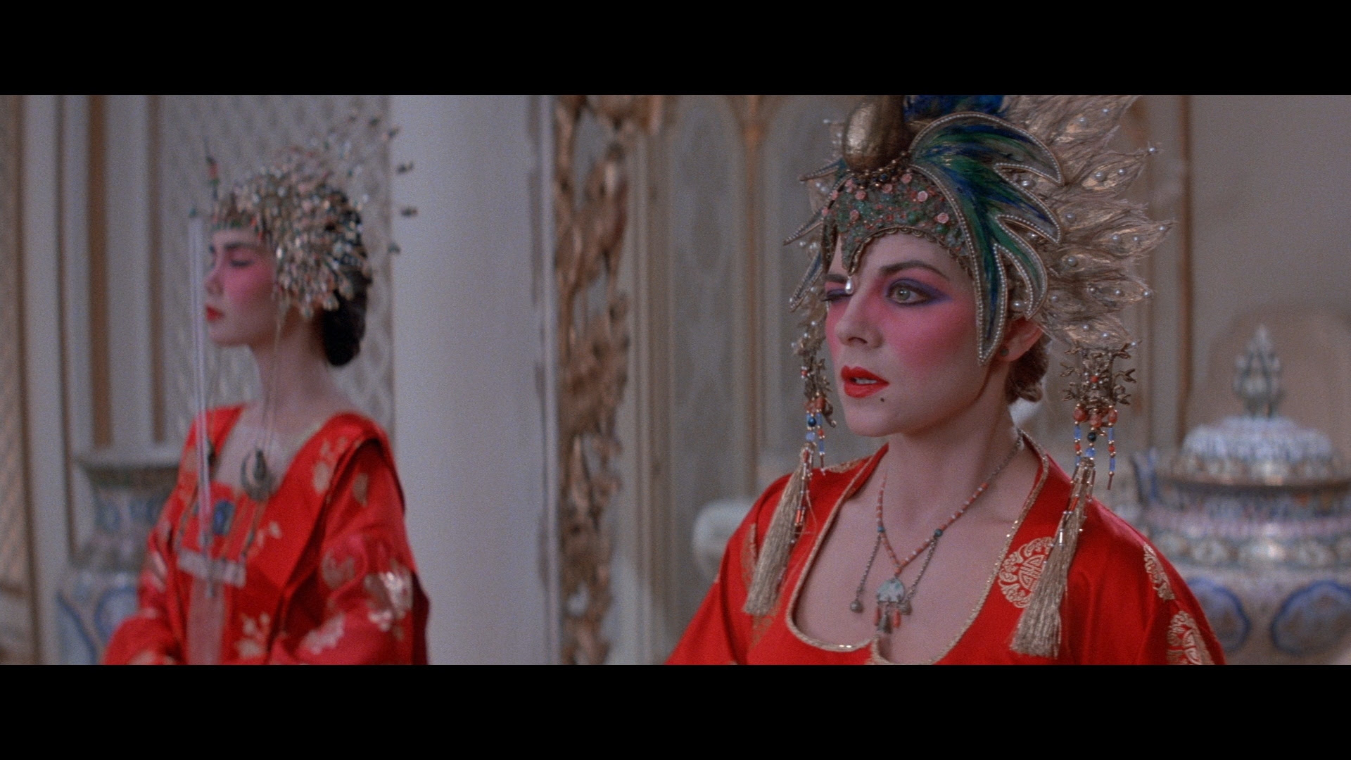 Big Trouble In Little China Blu Ray Kim Cattrall