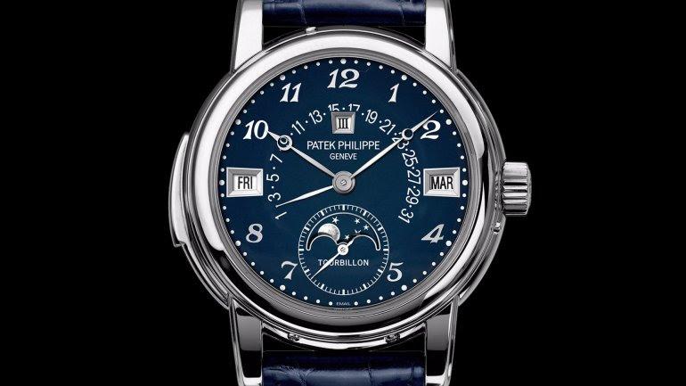 Un reloj Patek Philippe se convirtió en el más caro de la historia