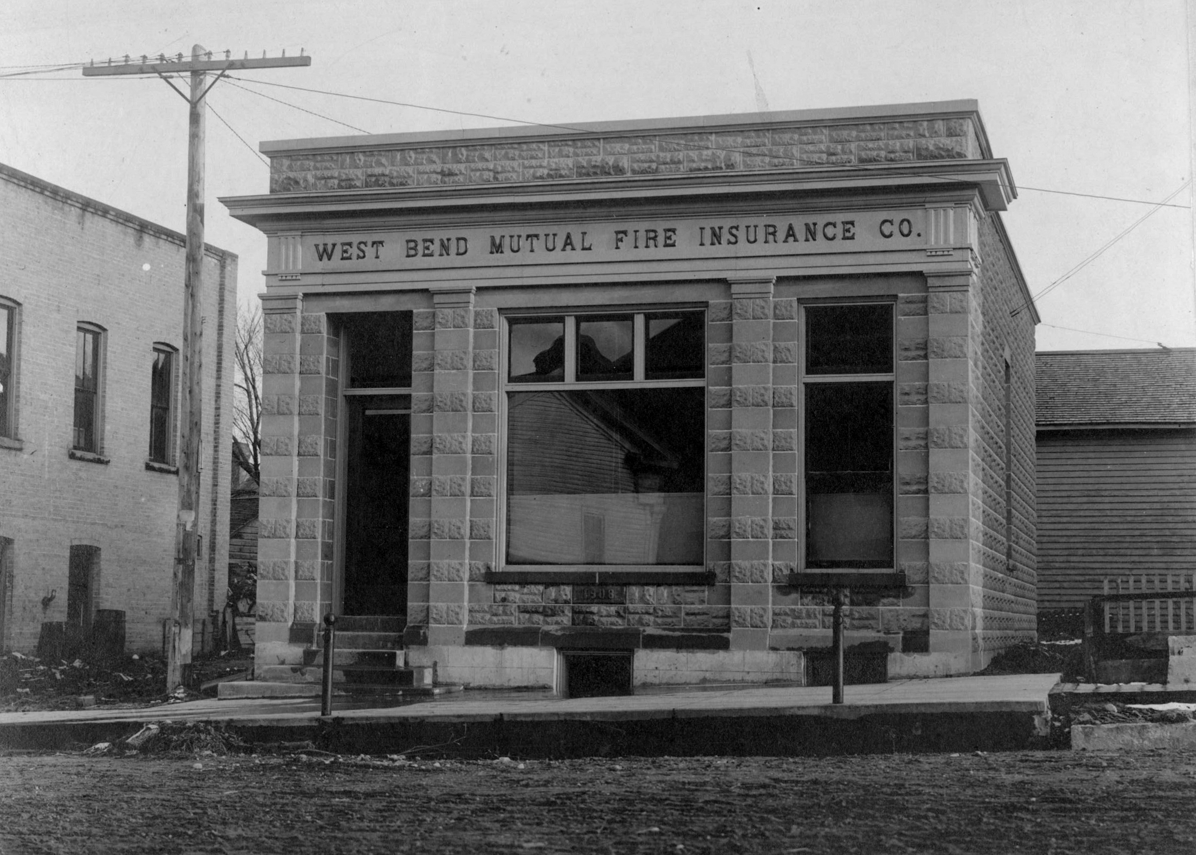 West Bend Mutual Insurance: 1894 - Present