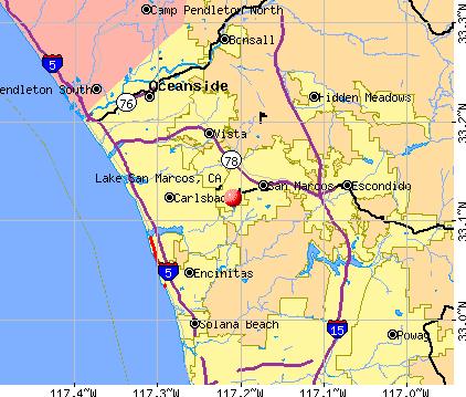 San Marcos California Map San Marco California Map | Campus Map