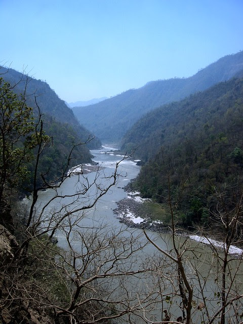 Ganges Hrishikesh