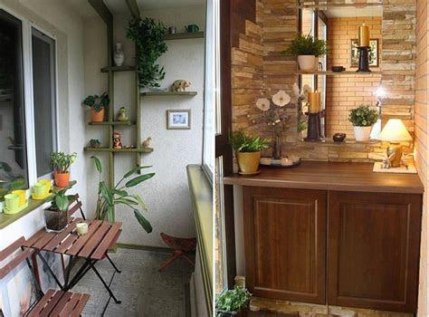 kleiner balkon  kreative und praktische ideen