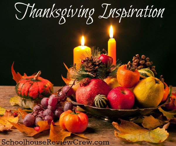 Thanksgiving Inspiration Round-Upl