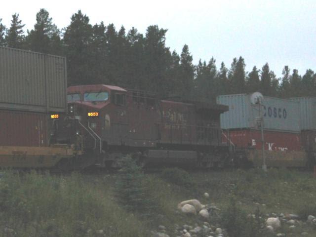 CP 9533 at Eldon