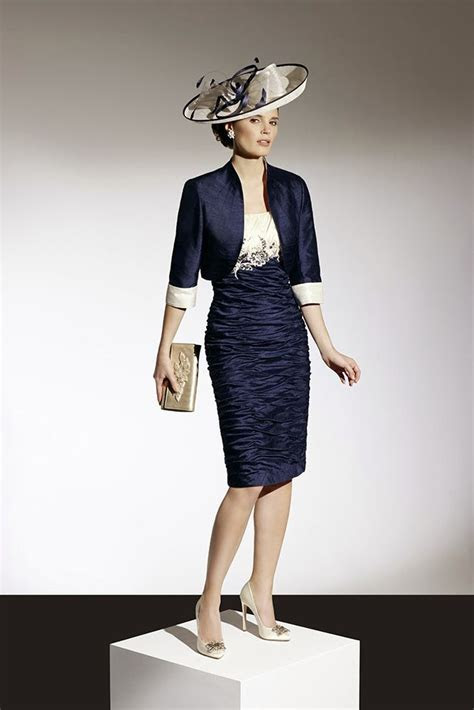 90359 ? Navy/Cream (Condici)   Mother of the Bride