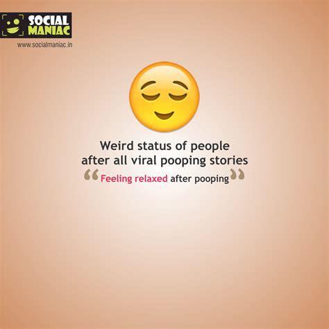 poop story social maniac
