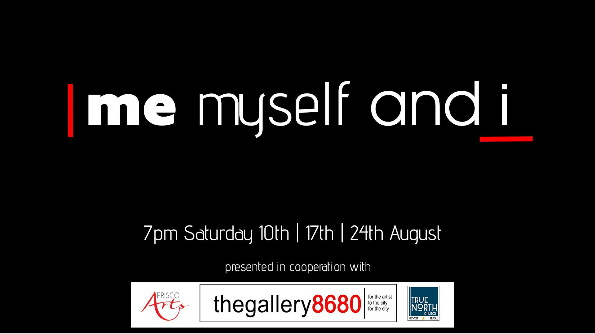 Me Myself And I Gallery 8680 Deadline July 12 Art News Dfw