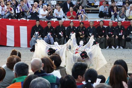 長崎くんち2012・今博多町・本踊