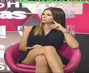 Marta Viveiros sexy no flash vidas