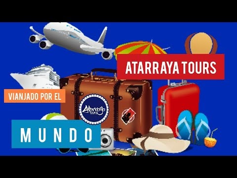 ATARRAYA TOURS  VIAJANDO POR EL MUNDO